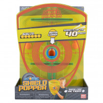 Atomic Shield Power Popper