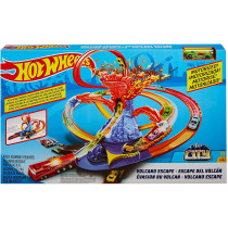 HOT WHEELS® Volcano Escape...