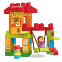 MB Spin &Play Treehouse