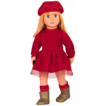 VANESSA EVE DOLL WITH RED...