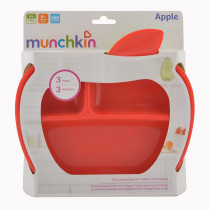 Lil' Apple Plates - 3Pk