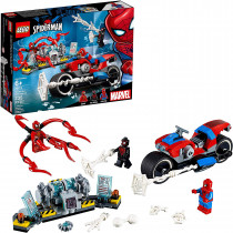 LEGO Spider-Man Bike Rescue...