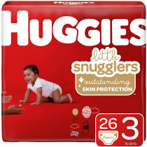 HUGGIES Little Snugglers...