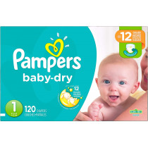 Pampers Baby Dry Diapers...