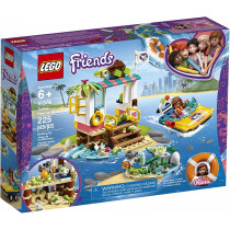 LEGO FRIENDS Turtles Rescue...