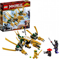 LEGO NINJAGO The Golden...