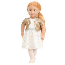 Hope DOLL IN SEQUIN OUTFIT