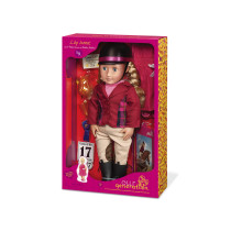 DELUXE LILY ANNA DOLL W/ BOOK