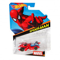 HOTWHEELS SPIDER MAN