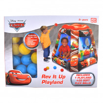 Disney- Cars Rev It Up...