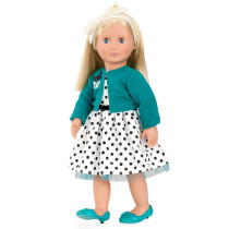 "RUBY 18"" RETRO DOLL RUBY,..."
