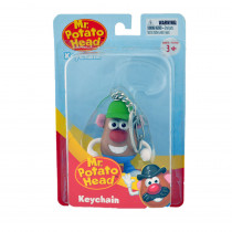 Mr. Potato plastic Keychain