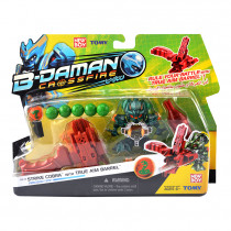 B-Daman Strike Cobra + Grip...
