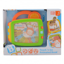Bkids Touch'N Go Animated Book