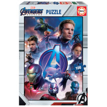 Puzzle 100 INFINITY WAR 2...