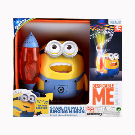 Despicable Me - Star Lite Pals - Singing Minion