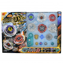 BB6-Beyblade Ultimate DX Set