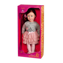 Ayla DOLL W/ FRILLY SKIRT