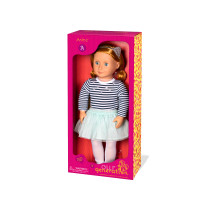 Arlee DOLL W/ TOP & TUTU SKIRT