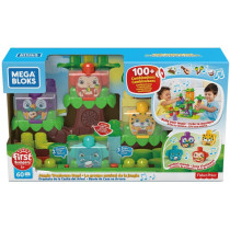 Mega Bloks Jungle Treehouse...