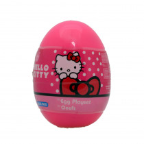 Hello Kitty Eggs Playset(12...