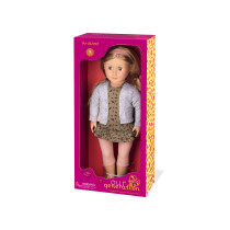 ARIANNA DOLL WITH DRESS,...