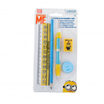 Minions - 5pc StationerySet