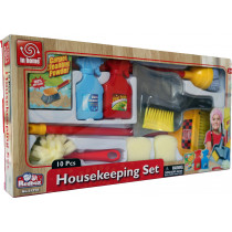 Cleaning set 10 pcs