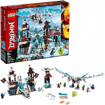 LEGO NINJAGO Castle of the...