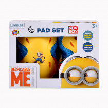 Despicable Me Pad Set