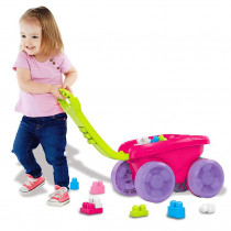 MB Block Scoping Wagon Pink