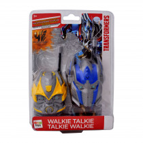 TRANSFORMERS WALKIE TALKIE