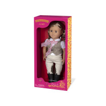 Leah RIDING DOLL W/ TWEED VEST