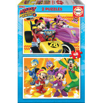 Puzzle 2X48 MICKEY ROADSTER...