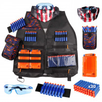 UWANTME Tactical Vest Kit...