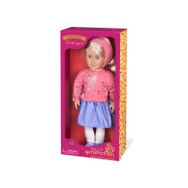ELIZABETH ANN DOLL WITH...