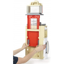 Little Tikes Cook N Store Kitchen Red
