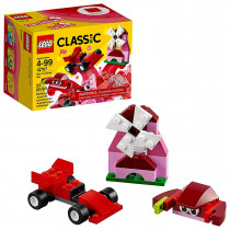 LEGO Classic 10707 Red...