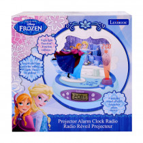 Frozen Projector Alarm Clock