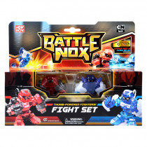Battle Nox Fighting Double Set