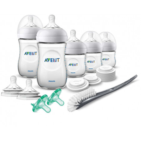 Philips Avent Baby Bottle Gift Set - Clear