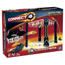Connect Four Launchers Game