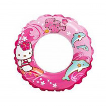 "HELLO KITTY 20"" SWIM RING"