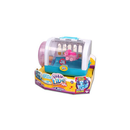 Palm Pals-LLP S1 Mice Cage - PINK