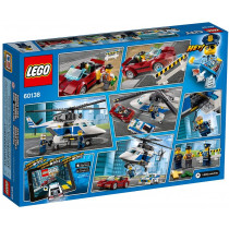 LEGO City Police High-Speed...