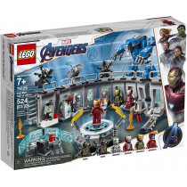 LEGO Avengers Iron Man Hall...