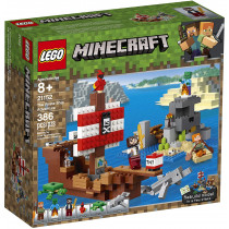LEGO Minecraft The Pirate...