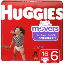 HUGGIES Little Movers...