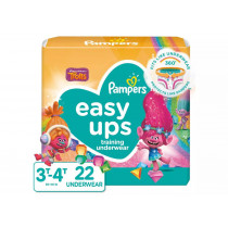 Pampers Easy Ups Girls'...