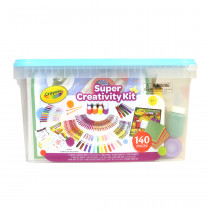 CRAYOLA SUPER CREATIVITY KIT